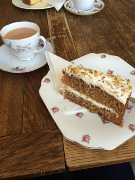 Cake in Llandudno