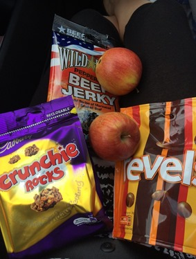 Car snacks