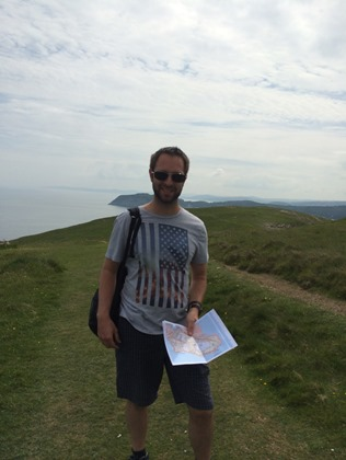 Map reading on the Great Orme