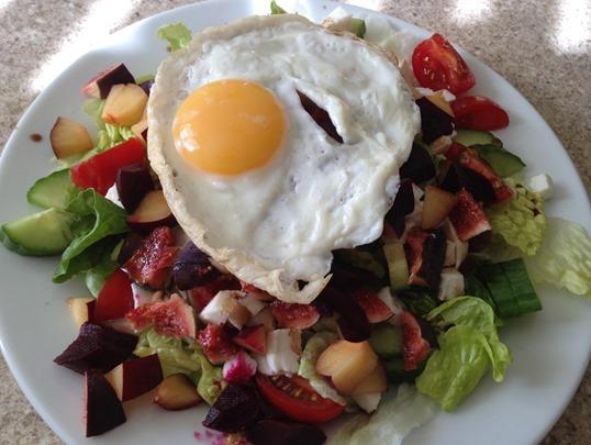Mozz salad 12.10