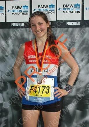 Post Berlin marathon (1)