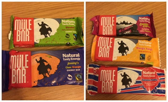 Mule Bar Energy Bars