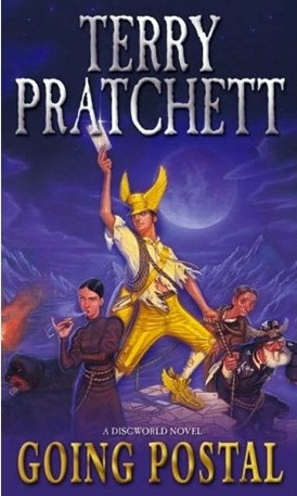 Going Postal Terry Pratchett
