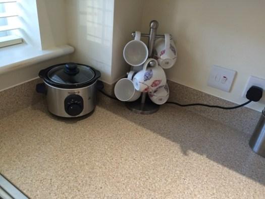 Mini slow cooker