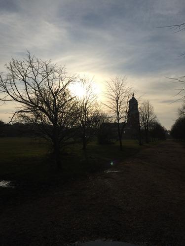 Netley Abbey parkrun March (1)