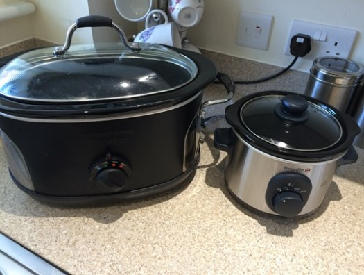 Slow cooker comparison