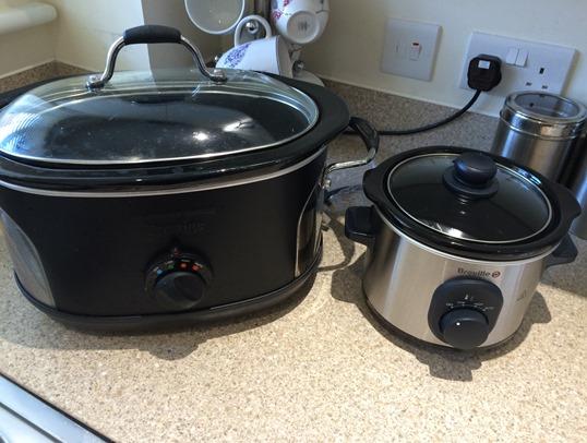 Slow cooker comparison