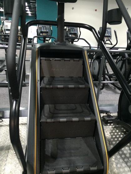 Stepper machine