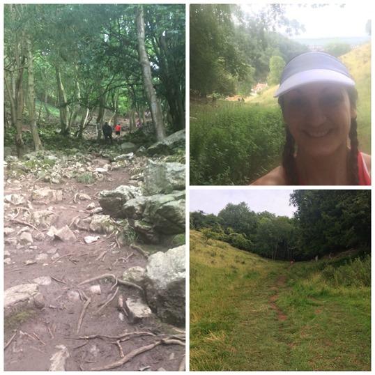 Cheddar Gorge hill