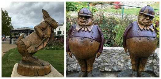 Alice and Wonderland Conwy