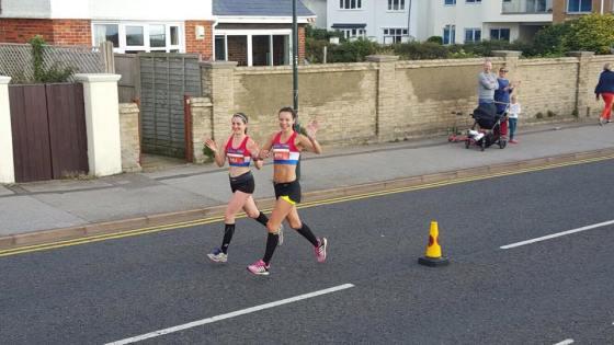 Bournemouth marathon 12