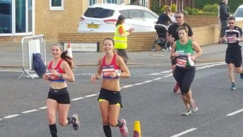 Bournemouth marathon 14