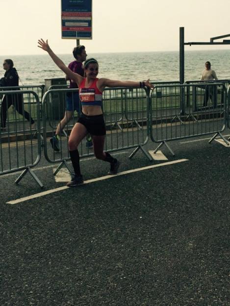 Bournemouth marathon 17