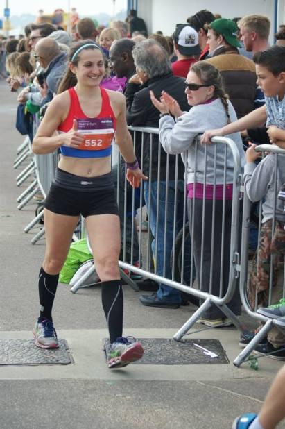 Bournemouth marathon 6