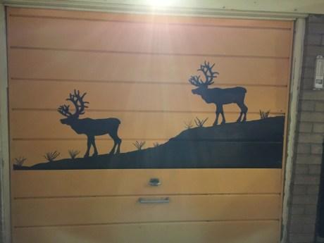 Reindeer garage