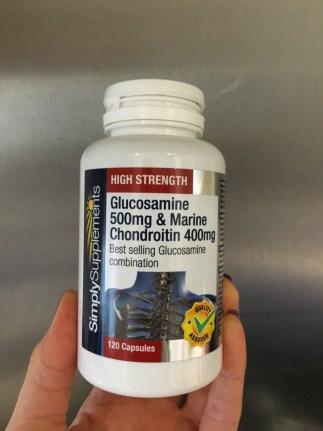 Glucosamine and Chondroitin Capsules