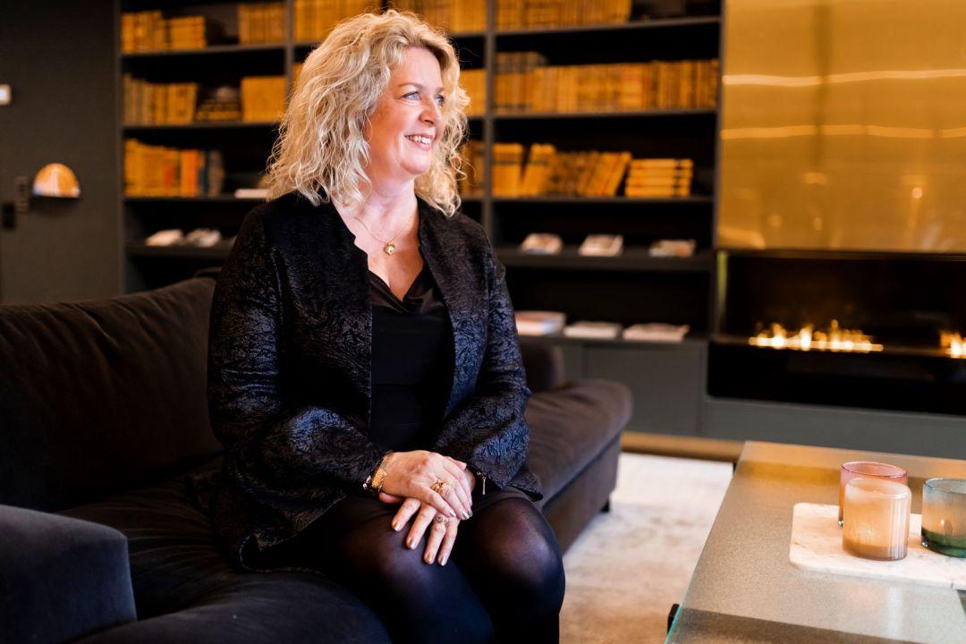 mentor Anna Sanderoth Vilkas