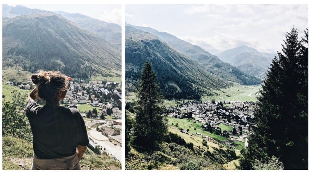 Titelbild Berge