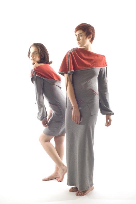 Robe en Maille Bugis