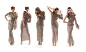 Robe en Maille Lurdes