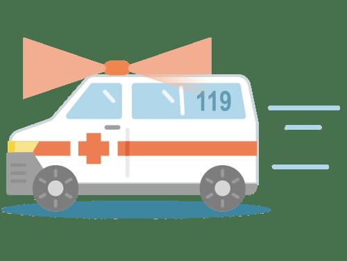我該叫119救護車嗎? - 安妮怎麼了?-線上急救教育平臺