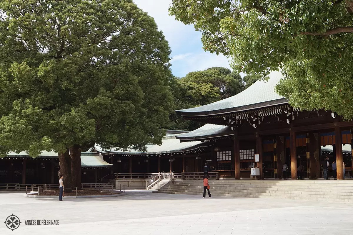 Meiji Shrine, Tokyo – a guide for Tourists