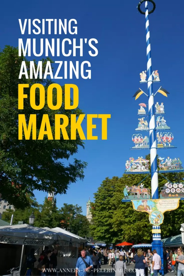 visit google amazing munich. Visiting Munich\u0027s Amazing Gourmet Food Market. The So Called Viktualienmarkt Is Located In City Visit Google Munich