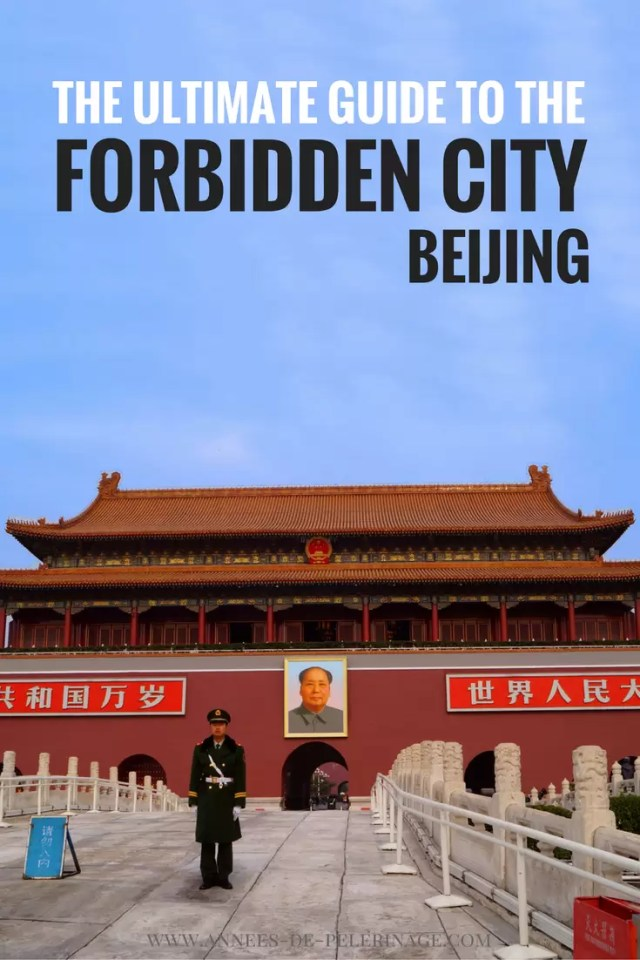 Visiting the Forbidden City in Beijing. What to see when time is short. Explore the UNESCO World Heritage site and learn all its secret. Click for more.