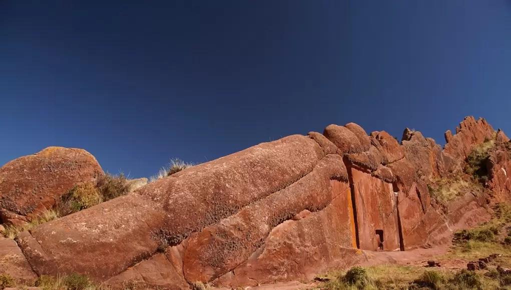 Portal de aramu muru is located in puno. Aramu Muru The Spiritual Doorway Of The Incas