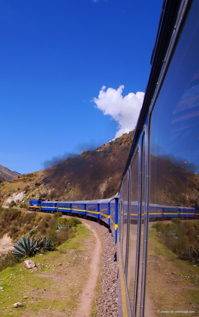 Epic train journeys of the world Andean Explorer from Norman from Annee de Pelerinage