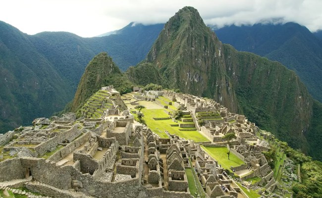 Machu Picchu Weather Detailed Data Best Time To Visit