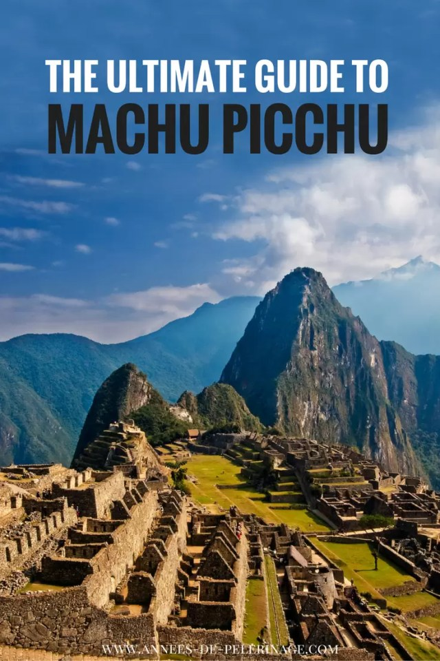 Machu Picchu Facts And Pictures The Inca Ruin Explained - 10 little known cool facts about machu picchu
