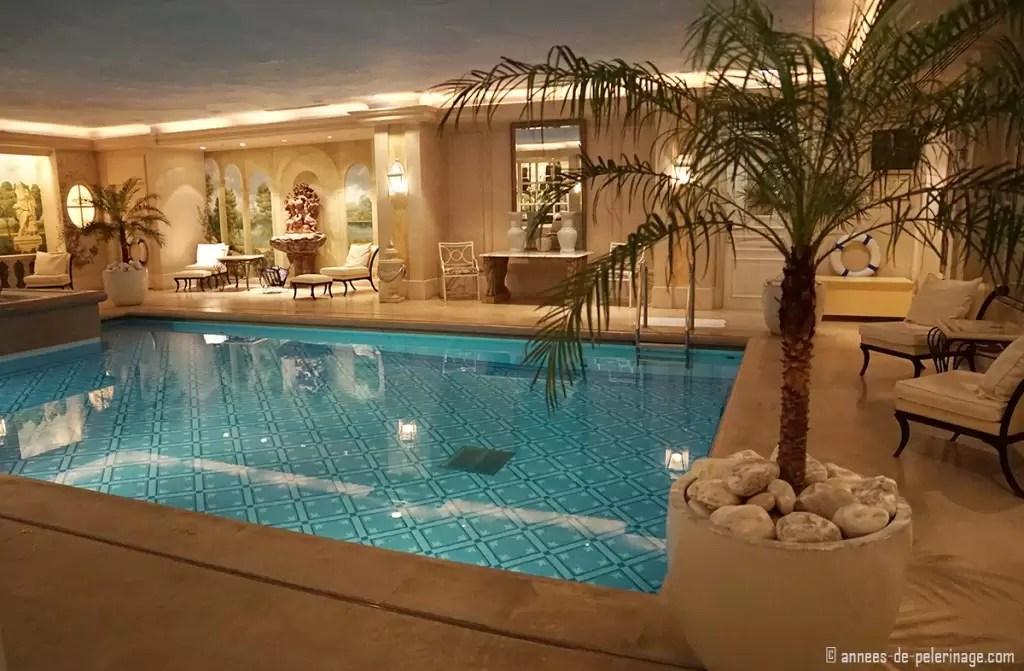 Four Seasons Hotel George V Paris A Review