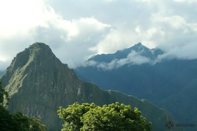 Huayna Picchu - people have died climbing this mountain.