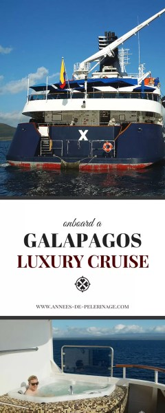 An honest review of the Celebrity Xpedition luxury Galapagos cruise ship. Click to find out how life on board is like.