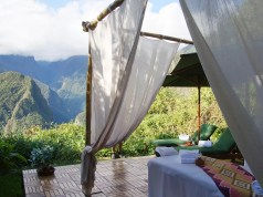 The spa of the Belmond Sanctuary lodge luxury hotel in Peru, Machu Picchu