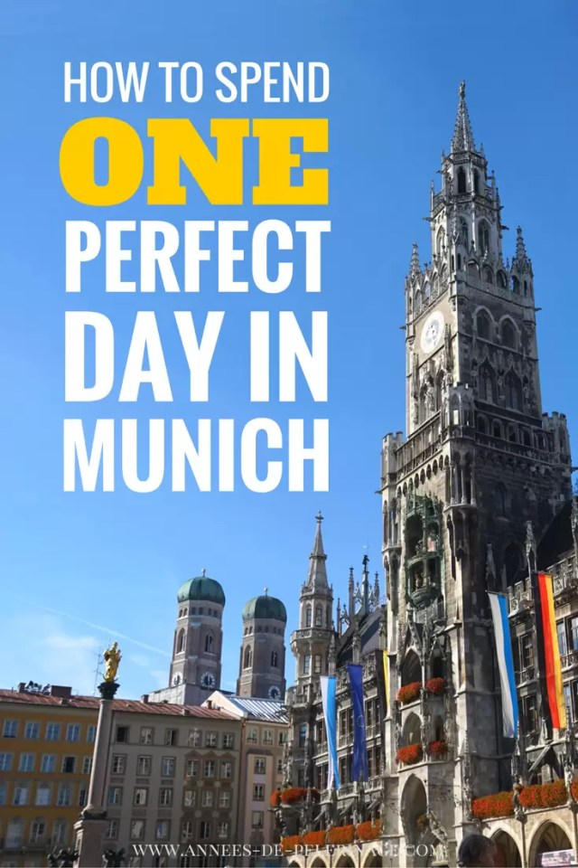 One Day in Munich: Travel Guide