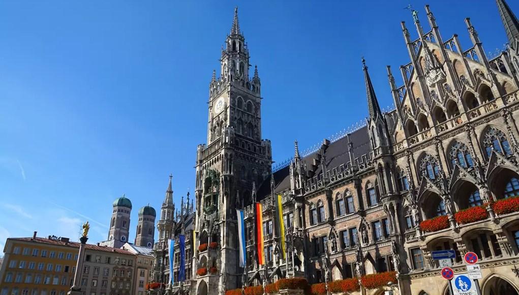 24 Hours in Munich