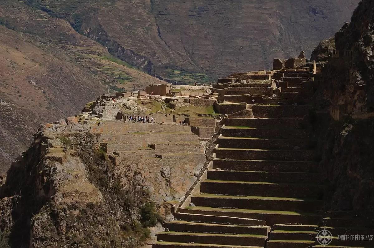 Ollantaytambo - the best alternative to Machu Picchu