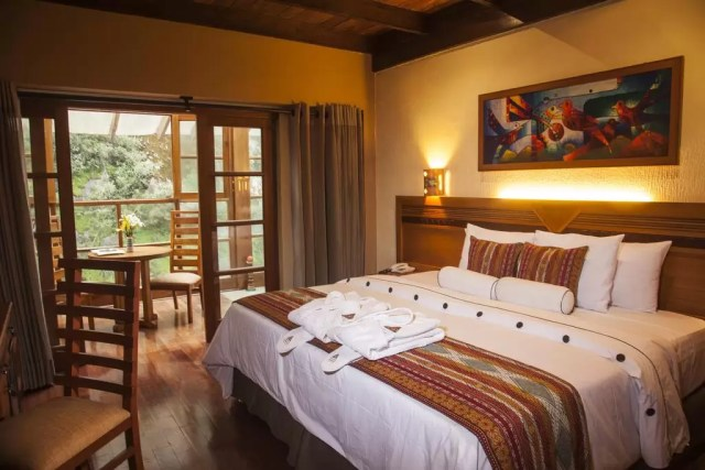 The standard room of the casa del sol hotel machu picchu