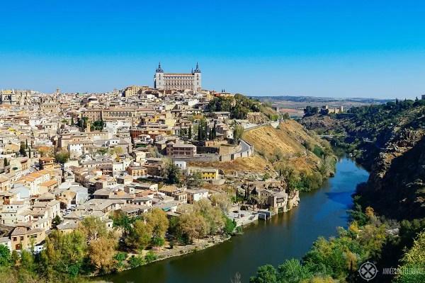 In Toledo Spain - Annees De