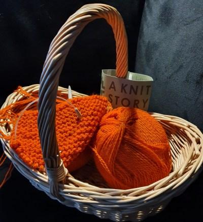 #Oransjeskjerf