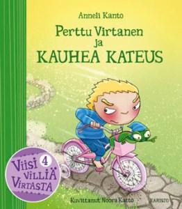 Anneli Kanto - Viisi Villiä Virtasta 4, Karisto