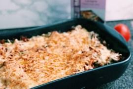 Glutenvrije lasagna van Urtekram