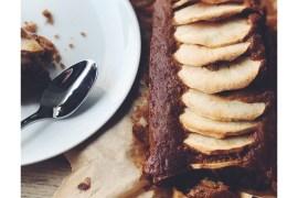 Glutenvrije appelkaneelcake