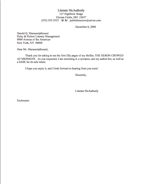How To Write A Professional What Does Cover Letter Look