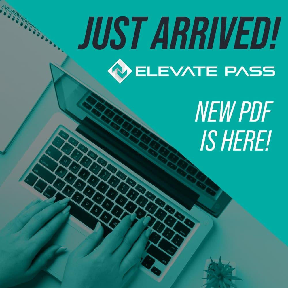 Lees meer over het artikel Presentatie Elevate Pass PDF
