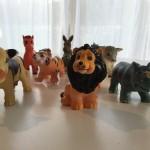 Mit Hilfe dieser Tierchen kann man die Rollen im Team bestimmen...