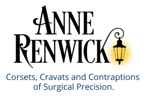 Anne Renwick, Steampunk Romance Author