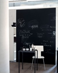 Writing on the Walls: Chalkboard Paint | The City Sage